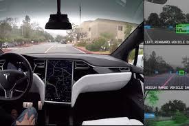 Teknologi Autopilot Mobil